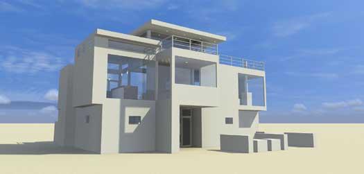 Modern Style Floor Plans Plan: 39-204