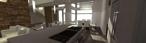 Modern Style Floor Plans