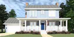 Farm Style House Plans Plan: 39-225
