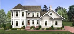 Shingle Style House Plans Plan: 4-150