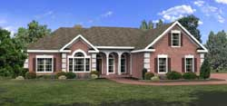 European Style Floor Plans Plan: 4-165
