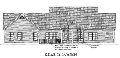 Rear Elevations Plan:4-169