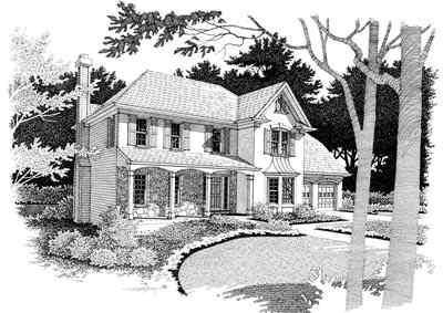Alternate Elevations Plan: 4-175