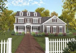 Southern Style House Plans Plan: 4-213