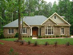 Traditional Style House Plans Plan: 4-221