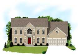 Southern Style Floor Plans Plan: 4-226
