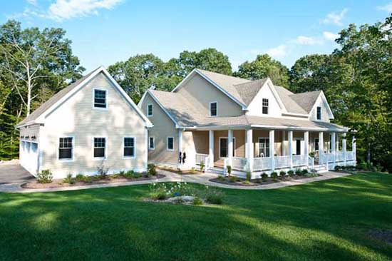 Country Style House Plans Plan: 4-237