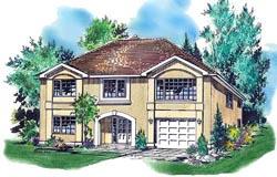 Southwest Style Floor Plans Plan: 40-276