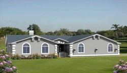 Mediterranean Style Home Design Plan: 41-1043