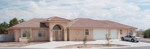 Mediterranean Style House Plans Plan: 41-1116
