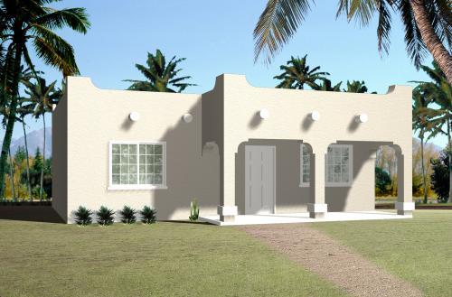 Santa Fe House Plan 1 Bedrooms 1 Bath 768 Sq Ft Plan 41 118