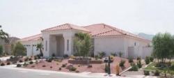Mediterranean Style Home Design Plan: 41-1191