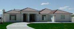 Southwest Style Floor Plans Plan: 41-1198