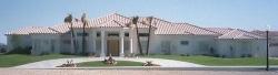 Mediterranean Style Home Design Plan: 41-1214
