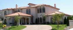 Mediterranean Style Home Design Plan: 41-1231
