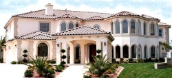 Mediterranean Style Floor Plans Plan: 41-1238