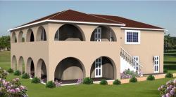 Mediterranean Style Floor Plans Plan: 41-215