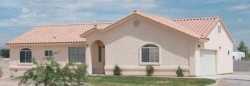 Southwest Style House Plans Plan: 41-337