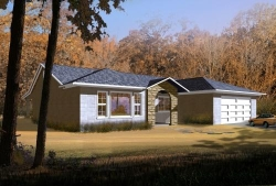 Traditional Style Floor Plans Plan: 41-471