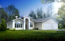 Traditional Style Floor Plans Plan: 41-482