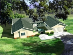 Traditional Style House Plans Plan: 41-601