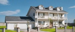 Plantation Style Home Design Plan: 41-780