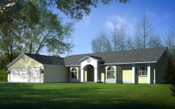 Traditional Style Floor Plans Plan: 41-888