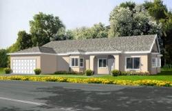 Southwest Style Floor Plans Plan: 41-913