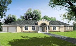 Sunbelt Style Floor Plans Plan: 41-996