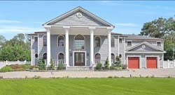 Colonial Style House Plans Plan: 43-224