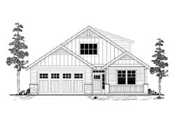 Traditional Style Floor Plans Plan: 44-490