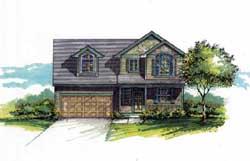 Craftsman Style House Plans Plan: 44-518