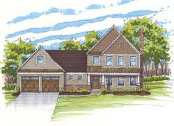 Craftsman Style House Plans 45-115