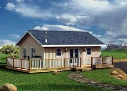 Traditional Style Home Design Plan: 46-116