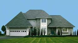 Traditional Style Home Design Plan: 46-154