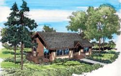 Traditional Style Floor Plans Plan: 46-167