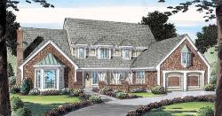 Country Style House Plans Plan: 46-173