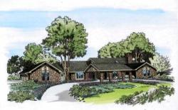 Traditional Style Floor Plans Plan: 46-174