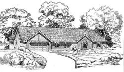 Traditional Style House Plans Plan: 46-178