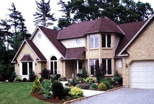 Tudor Style Home Design