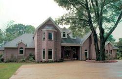 European Style House Plans Plan: 46-199