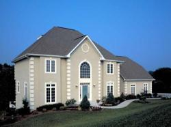 European Style Home Design Plan: 46-239