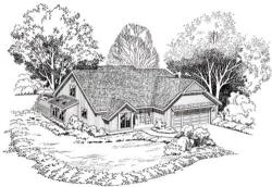 Traditional Style House Plans Plan: 46-256