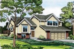 Traditional Style House Plans Plan: 46-263