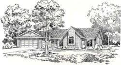 Traditional Style House Plans Plan: 46-282