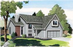 Traditional Style House Plans Plan: 46-304