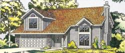 Traditional Style Floor Plans Plan: 46-319
