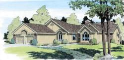 Traditional Style Floor Plans Plan: 46-320