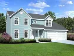 Traditional Style Floor Plans Plan: 46-330