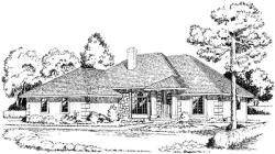 Traditional Style Floor Plans Plan: 46-346